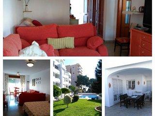 Apartamento en alquiler a 500 m de la playa, Benalmadena