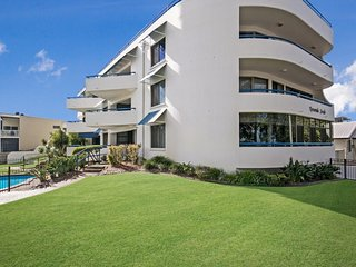 Fantastic views from enclosed balcony - 1/181 Welsby Parade, Bribie Island