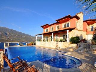 Villa Poseidon, Kas