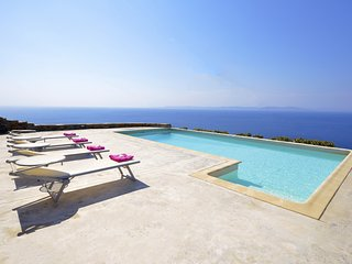 The Blue Sea villa, Kea