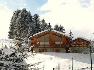 Ski Chalet Saint Gervais, Saint-Nicolas-de-Veroce