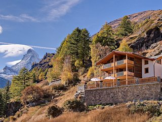 Ski Chalet Zermatt
