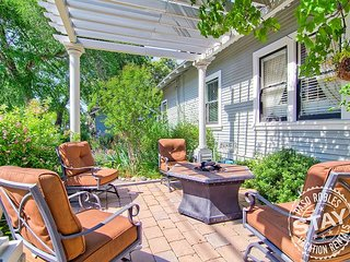 Poe House--Romantic Getaway or Perfect Family Gathering Place, Paso Robles