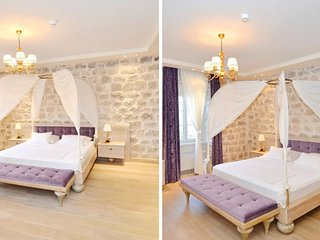 Villa Nikcevic - Two-Bedroom Suite with Sea View