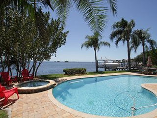 Gulf Coast Retreat - A Boater's Paradise, Palm Harbor
