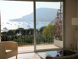 Panoramic Seaview/Pool-Large Terrace-5 min Monaco, Roquebrune-Cap-Martin