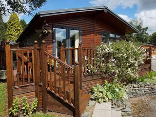 AMBLESIDE LODGE 64 (Hot Tub), Windermere