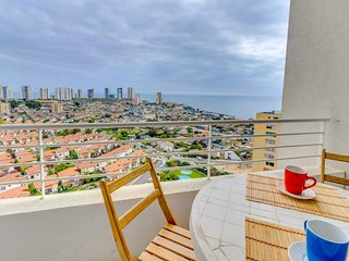 Cozy Chilean condo w/ nearby beaches, restaurants, & shared pool and amenities!