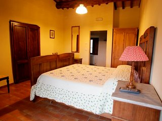 Romantic room in Umbria ideals for couples - Rosmarino, Montone