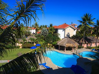 New renovated Ocean Dream Art Deco Studio with balcony, Cabarete