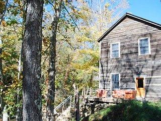 Clark Miller Roller Mill Cabin