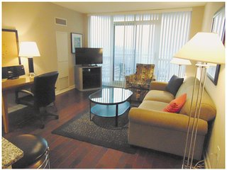 Corporate Furnished 1 bedroom condo in North York - 2106