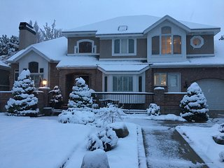 Beautiful Home Near Ski Resorts and Mountains