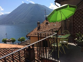 Argegno, Lake Como, Lovely Apartment