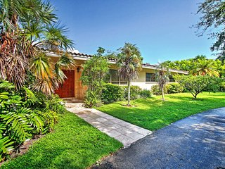 3BR Miami Ranch-Style Home w/Private Pool