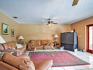 Upscale Miami Ranch-Style Home w/ Private Pool!
