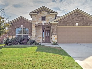 NEW! Breathtaking 3BR Pflugerville House!