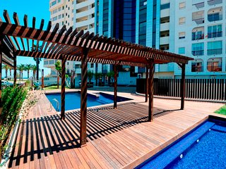 Apart-rent (0058) Apartamento con piscina playa & centro Empuriabrava