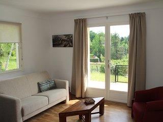 Excellent Sarlat: jardin privé, vue panoramique, 10 min au pied du centre, Sarlat-la-Caneda
