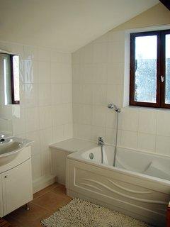 La salle avec bain