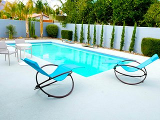 HEATED POOL! BRIGHT & STYLISH