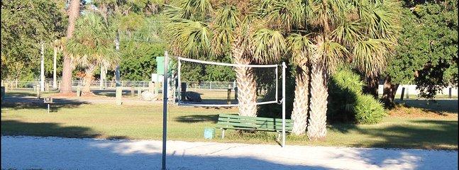 Voleibol en Anclote River Park