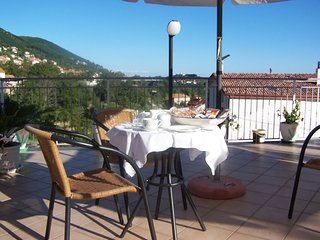 B&B in Amalfi Coast! Amazing view - 16Km to Amalfi, Agerola
