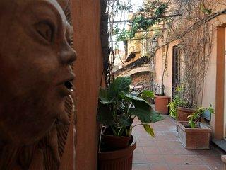 The Historic Nobleman's Loft, Roma