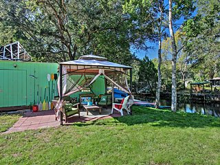 NEW! 2BR Weeki Wachee House w/Meditation Garden!