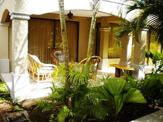 Ground floor condo surrounded by nature, Jaco