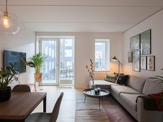 Central & New Nordic CPH Apartment, Frederiksberg