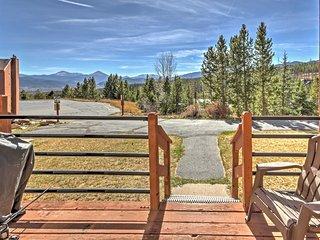 Silverthorne Condo w/ Stunning Alpine Views!