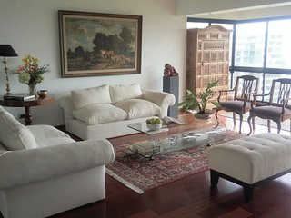 Four room spacious duplex fully furnished in San Isidro, Lima - Peru