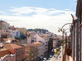 Lisbon Amazing Castel View