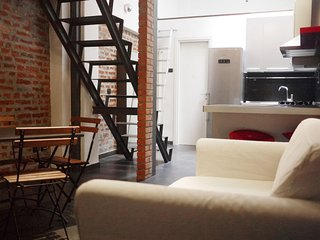 Navigli Open Space apartment in Navigli with WiFi, airconditioning
