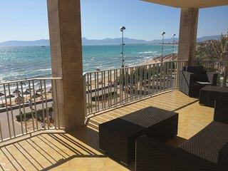 Apartamento en primera línea de la Playa de Palma