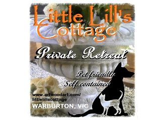 Little Lill's Cottage retreat, Warburton