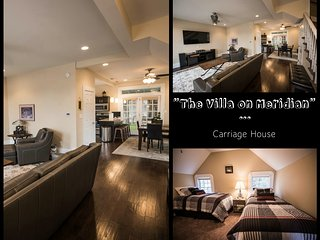 The Villa on Meridian - Carriage House ***Ask if we have specials***