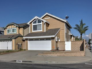 4BR, 3BA Home Close to Knott's Berry Farm and Major Entertainment in OC