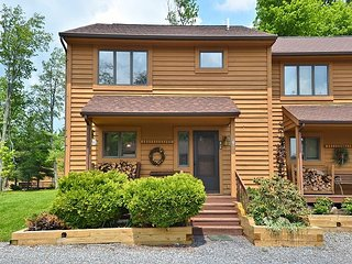 Lovely home in the center of Canaan Valley offers unlimited outside activity!
