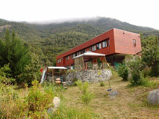 Amazing House in Chilean Mountains