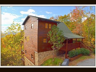Faith Mountain Hideaway ~ RA131417, Sevierville