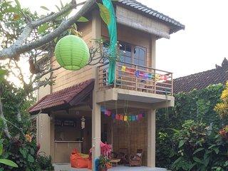 Angel House Ubud Lumbung suite, Mas
