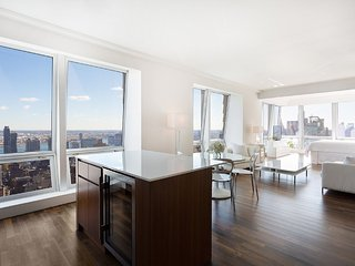Midtown Jewel (A2), 2 or 3 BR 2.5 BA Apartment Near 5th Ave, Downton, Sleeps 10, Nueva York