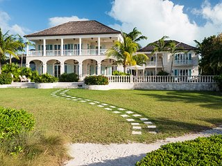 Beautiful home designed with all the elegance of a classic West Indies plantation manor, Providenciales
