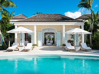 Architectural masterpiece located directly one of the world's best beaches, Providenciales