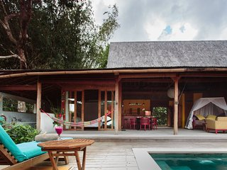 Romantic Retreat Rice-Field View - Umalas / Seminyak