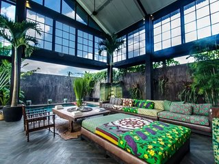 Luxury Warehouse Canggu