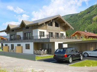Apartment Kitzblick 5, Zell am See