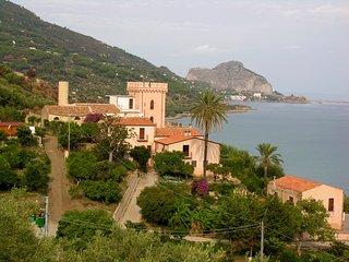 Villa Palamara 1868-La Torre sul mare